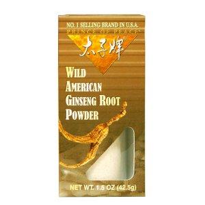Wild American Ginseng Root Powder