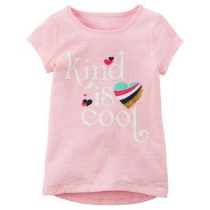 Kind Is Cool Hi-Lo Tee
