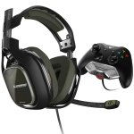 ASTRO Gaming A40 TR Headset + MixAmp M80 - Black/Olive - Xbox One