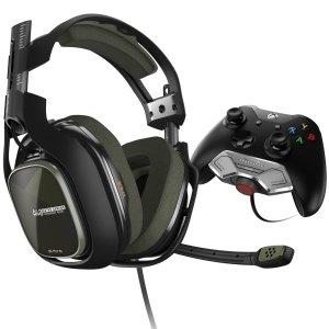 $149.99(原价$200)ASTRO Xbox One A40 TR电竞耳机 + MixAmp M80耳放