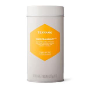 Peach Tranquility® Tea-filled Tin | Teavana