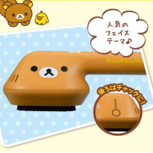 $25.65 / RMB171 直邮中美日本CCP 轻松熊造型 花粉灰尘 防静电吸尘刷