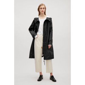 Oversized parka - Black - Sale - COS US