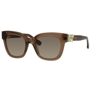 Jimmy Choo Maggie Rectangle Sunglasses