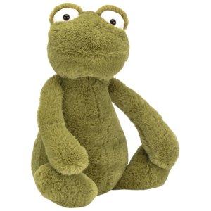 Jellycat Bashful Frog - Medium - Free Shipping
