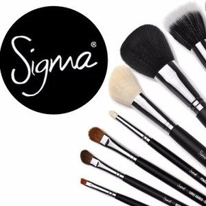 25% OffSitewide @ Sigma Beauty