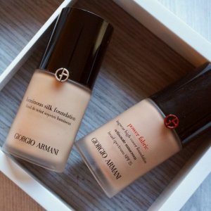 20% Off With Any Foundation Purchase @ Giorgio Armani Beauty