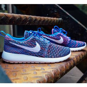 Nike Roshe Flyknit Women's Shoe.