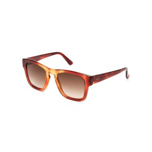 Light Tortoiseshell-Look GG 3791/S Square Sunglasses - Century 21