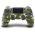 DualShock 4 Wireless Controller- Green Camouflage