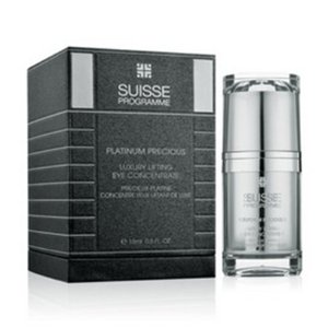 Sasa.com: SUISSE PROGRAMME, PLATINUM PRECIOUS Luxury Lifting Eye Concentrate (15 ml)