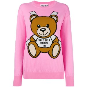 toy bear paper cut out jumper