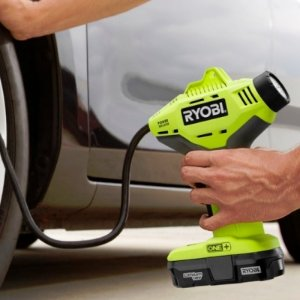 Ryobi 18-Volt ONE+ Power Inflator (Tool-Only)