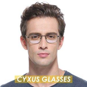 $15.9(原价$26.9)Cyxus 防蓝光眼镜