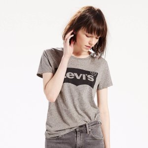 The Perfect Tee   Smokestack Graphic  Levi's® United States (US)