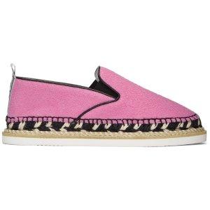Kenzo: Pink Kasual Espadrilles