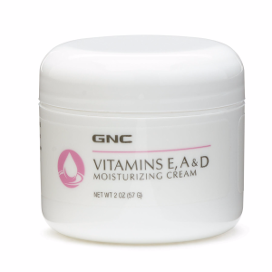 Vitamins E, A & D Moisturizing Cream