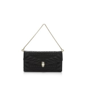 Bvlgari Serpenti Forever Continental Wallet on Chain