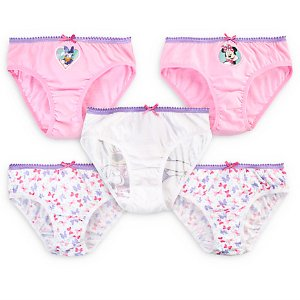 Minnie Mouse and Daisy Duck Underwear Set for Girls | Disney Store