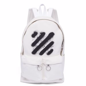 Off-White - Diag Spray Backpack