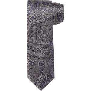 1905 Collection Large Paisley Tie CLEARANCE - Ties | Jos A Bank