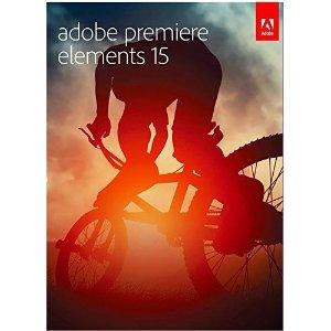 $44Adobe Premiere Elements 15
