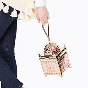 rambling roses lantern bag | Kate Spade New York
