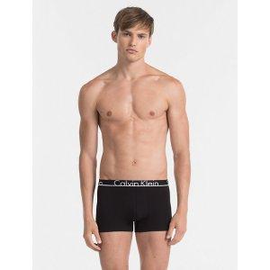 Cotton Stretch Men's Trunks | Calvin Klein USA