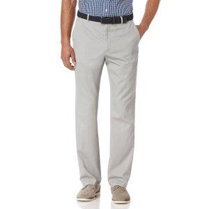 Slim Fit Bedford Cord Pant - Perry Ellis