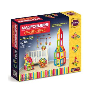 Magformers My First 30-Piece Building Set | zulily