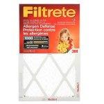 Filtrete 减少微粒和粉尘空气过滤网6个 MPR 1000, 16x25x1