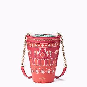 full plume tea glass bag | Kate Spade New York