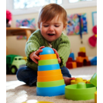 Green Toys My First Stacker, Colors May Vary