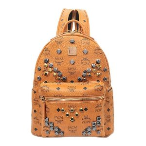 Stark M Small Backpack MCM Black - Monnier Frères