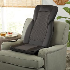 S2 Shiatsu Massaging Seat Topper