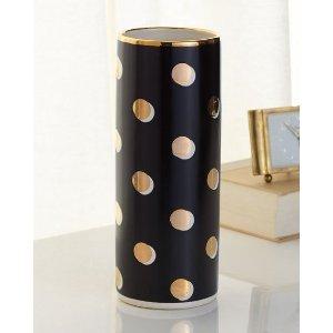 kate spade new york Sunset Street Lux Cylinder Vase