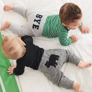 50% Off + Extra 25% OffBaby Sale @ Carter's