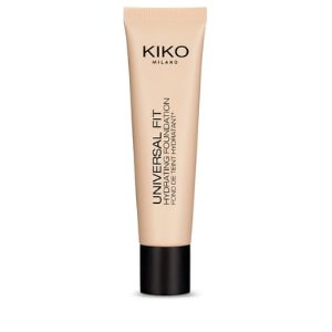 Hydrating Fluid Foundation: Universal Fit Foundation - KIKO MILANO