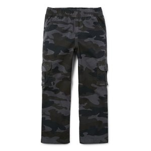 Boys Pull-On Cargo Pants | The Children's Place