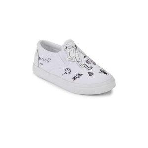 Kid's Linus Scribble Skate Sneakers