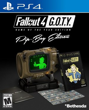 $99.99 Fallout 4 Game of The Year Pip-Boy Edition - PlayStation 4