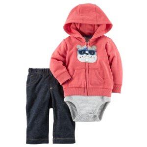 Baby Boy 3-Piece Little Jacket Set | Carters.com