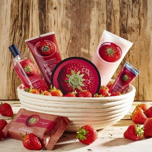 40% OffStrawberry Collection @ The Body Shop