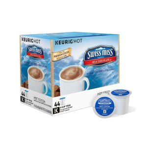 Keurig® Swiss Miss Milk Chocolate Hot Cocoa 44-ct. K-Cup® Pods Value Pack