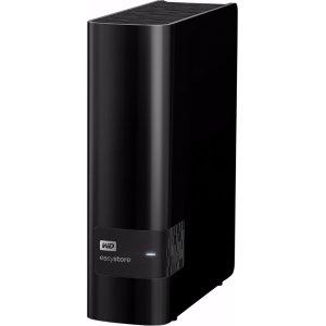 $89.99 (原价$199.99)WD easystore 4TB USB 3.0 外置硬盘