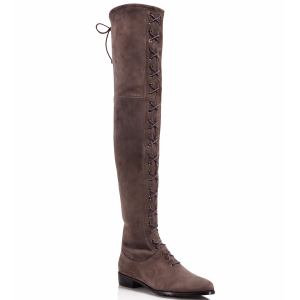 Women's Exes Suede Over-the-Knee Boots
