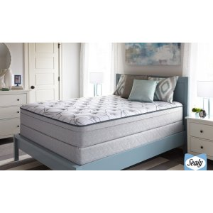 Closeout — Sealy Highfield Plush Euro-Top or Firm Mattress Sets | Groupon