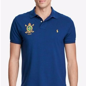 Extra 25% OffPolo Ralph Lauren Men's T-Shirt And Polo @ Macy's