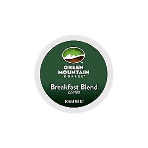 Green Mountain Coffee®   Breakfast Blend Coffee   K-Cup   Keurig