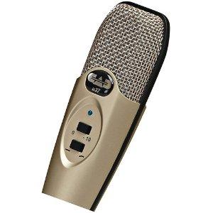 $29.99CAD Audio USB Large Diaphragm Cardioid Condenser Microphone